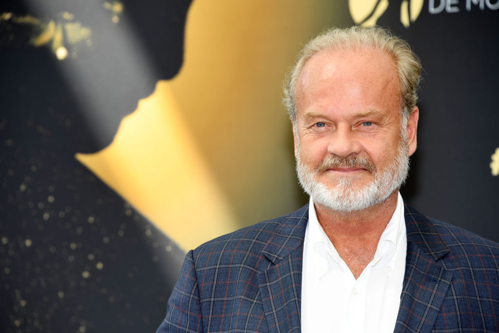 Kelsey Grammer Facts