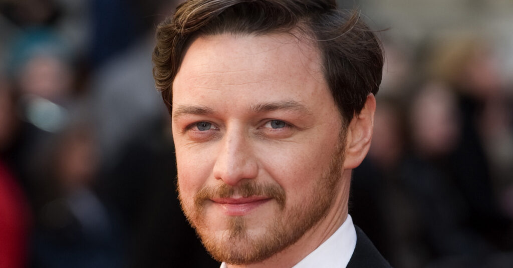 Split Facts About James McAvoy, The Man Of Many Faces