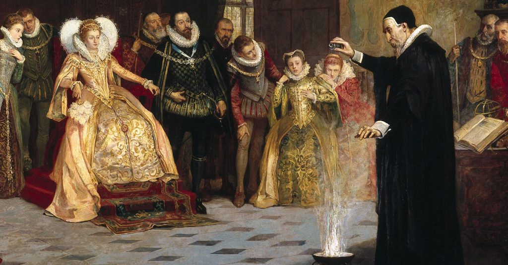 42 Mystical Facts About John Dee, The Queen's Dark Conjurer