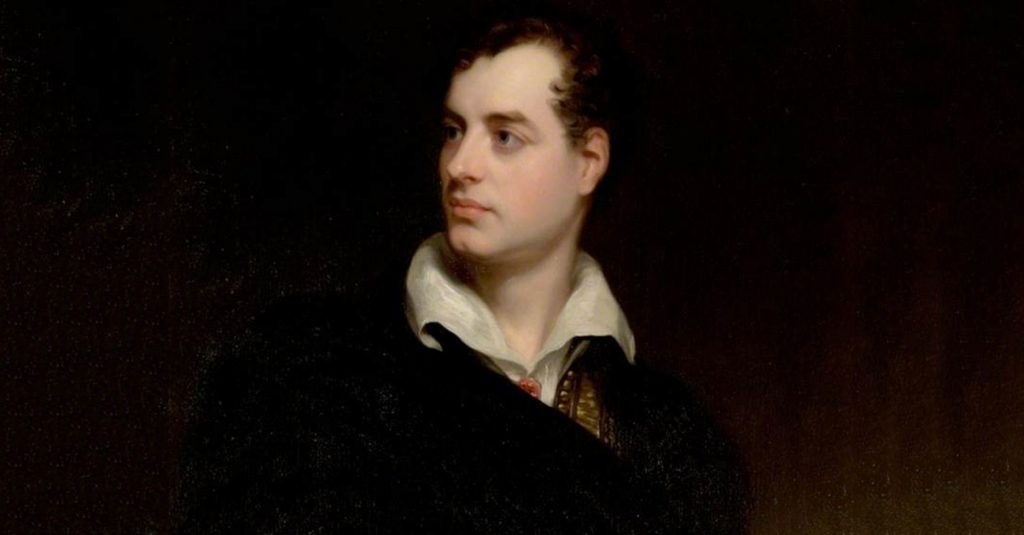 43 Debauched Facts About Lord Byron, England's Playboy Poet