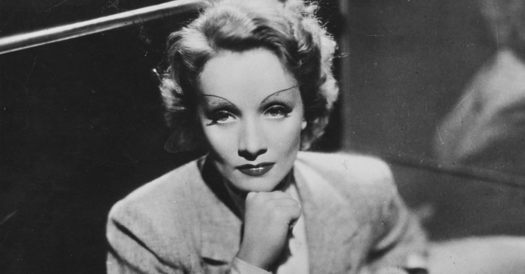 42 Sensual Facts About Marlene Dietrich, Hollywood's Femme Fatale