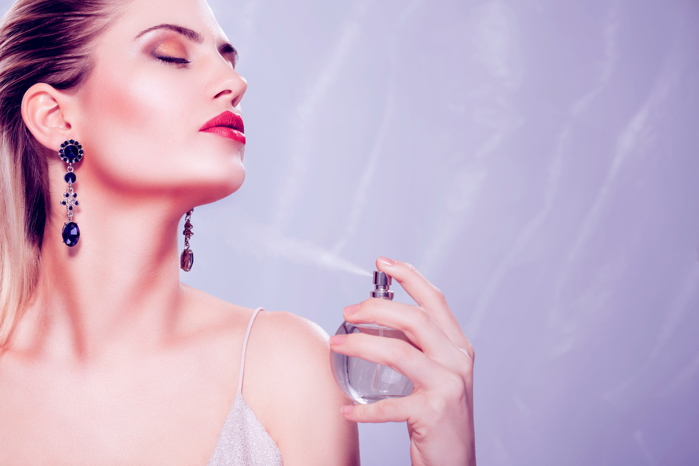 Perfume Editorial