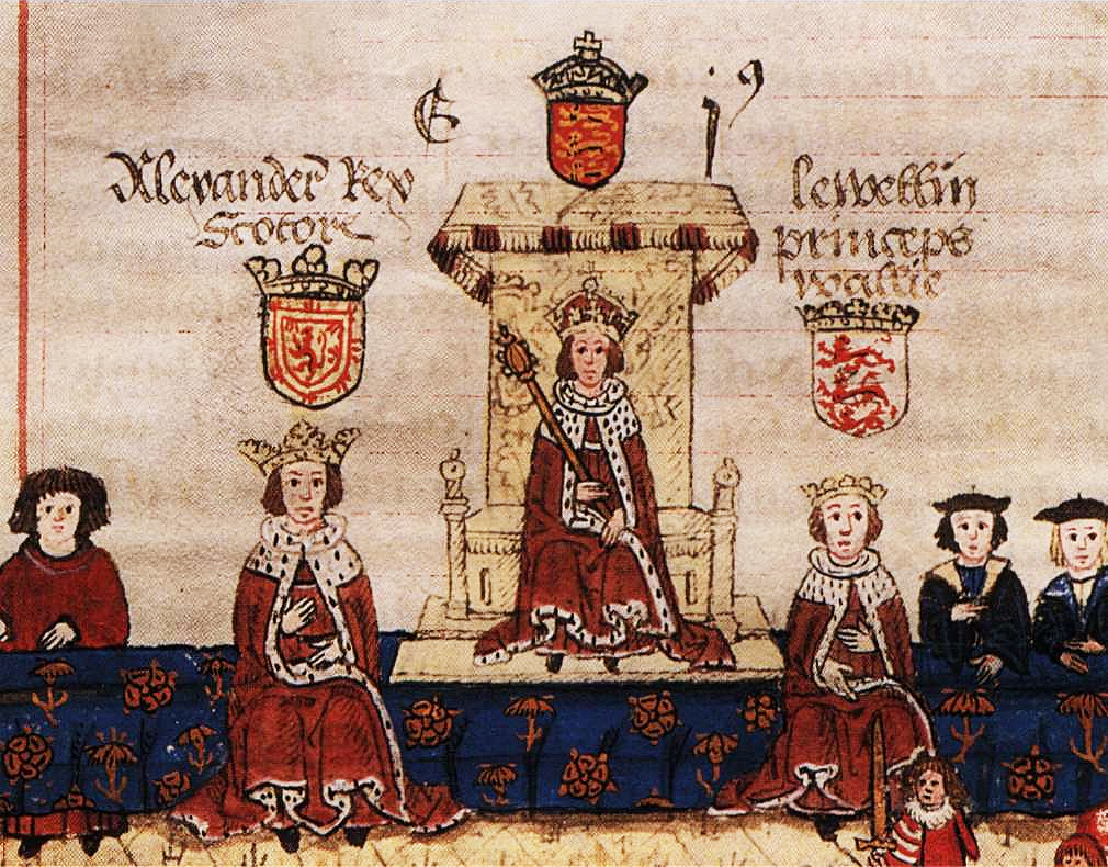 King Edward I Longshanks facts