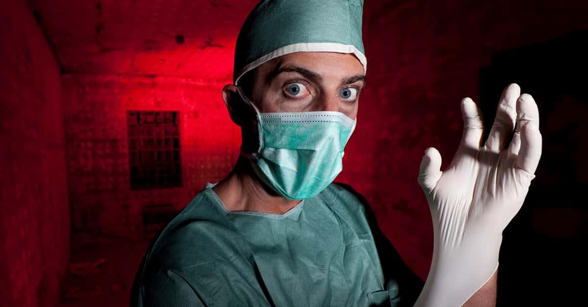 Creepy Hospital Experience