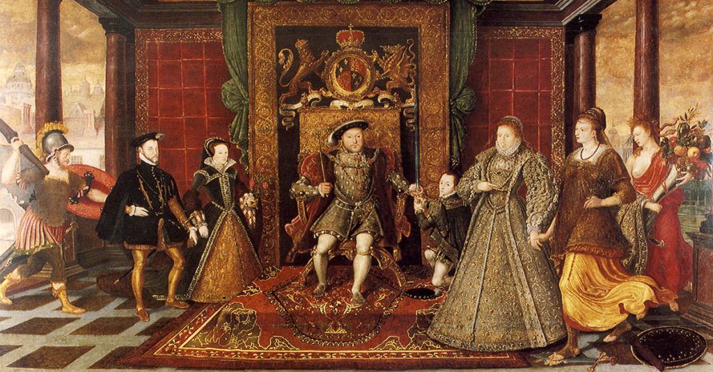 Decadent Facts About The Tudors, History's Most Scandalous Dynasty