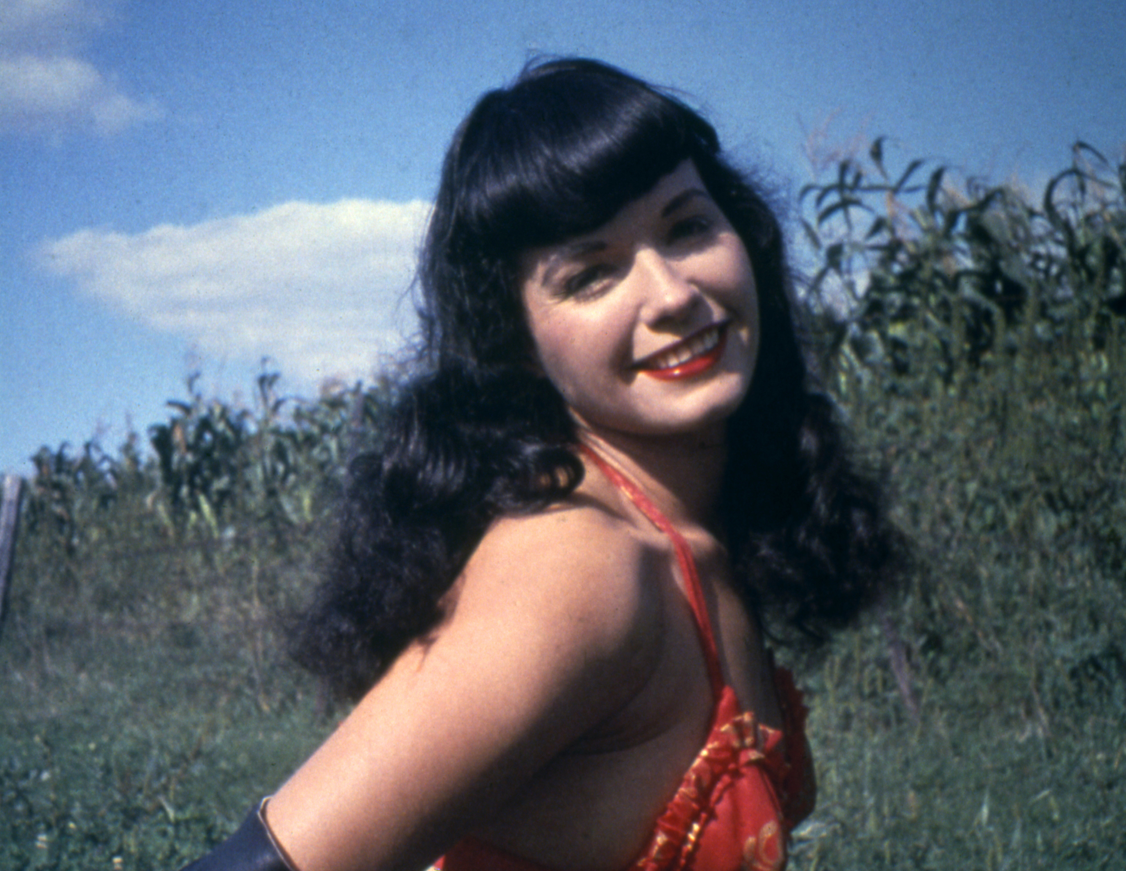 Bettie Page Facts
