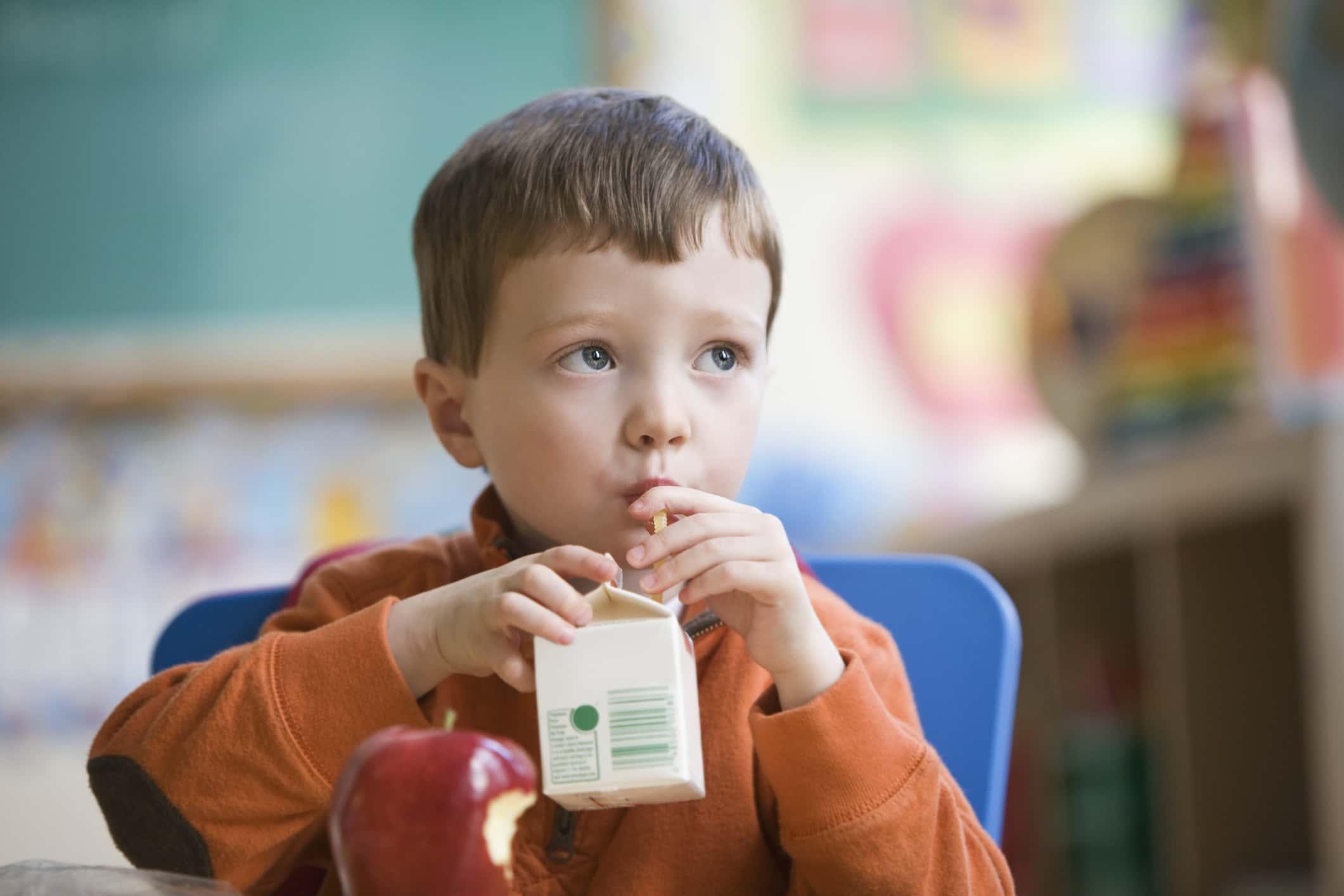 Milk carton kid editorial