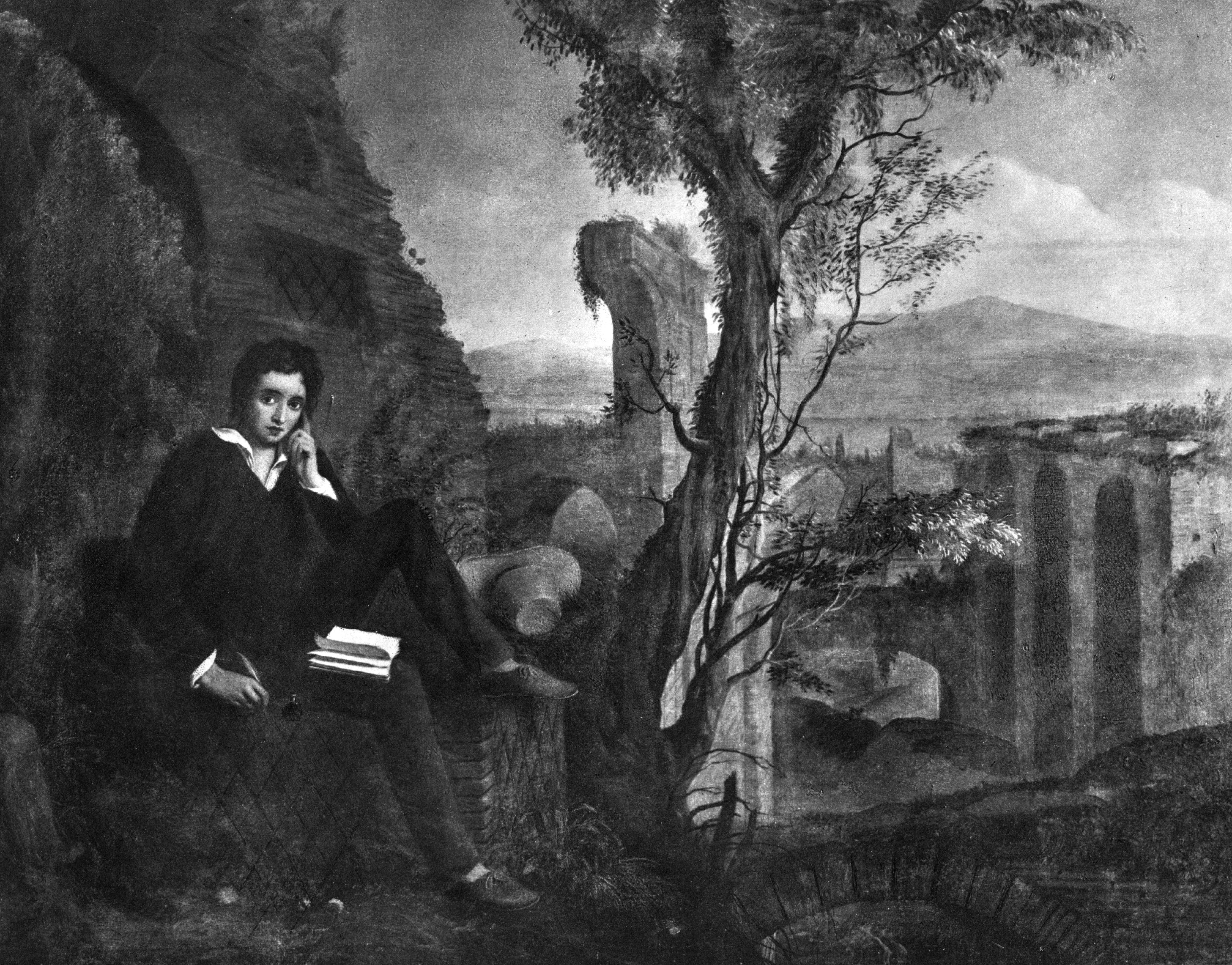 Percy Shelley facts