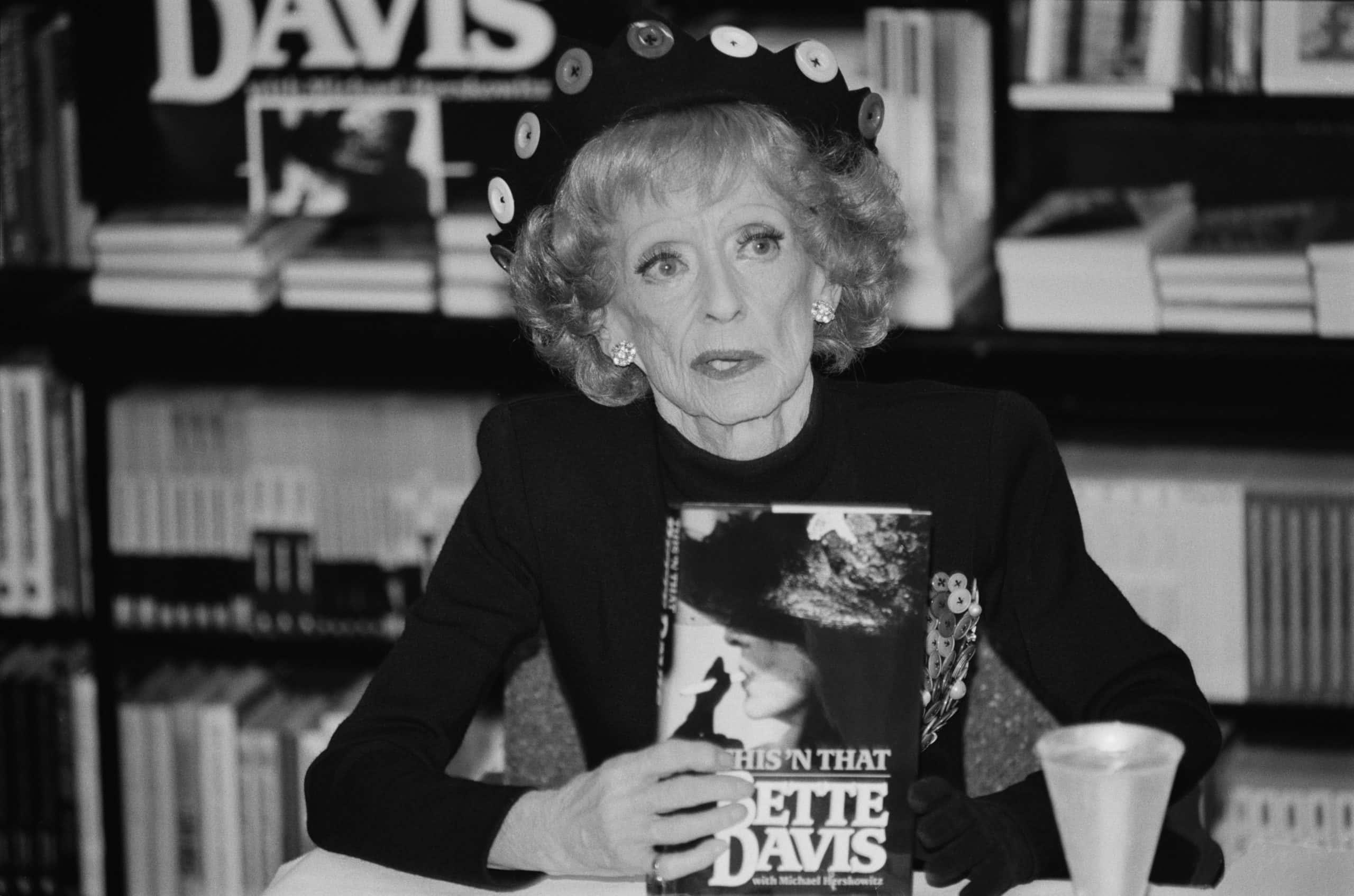 Bette Davis facts