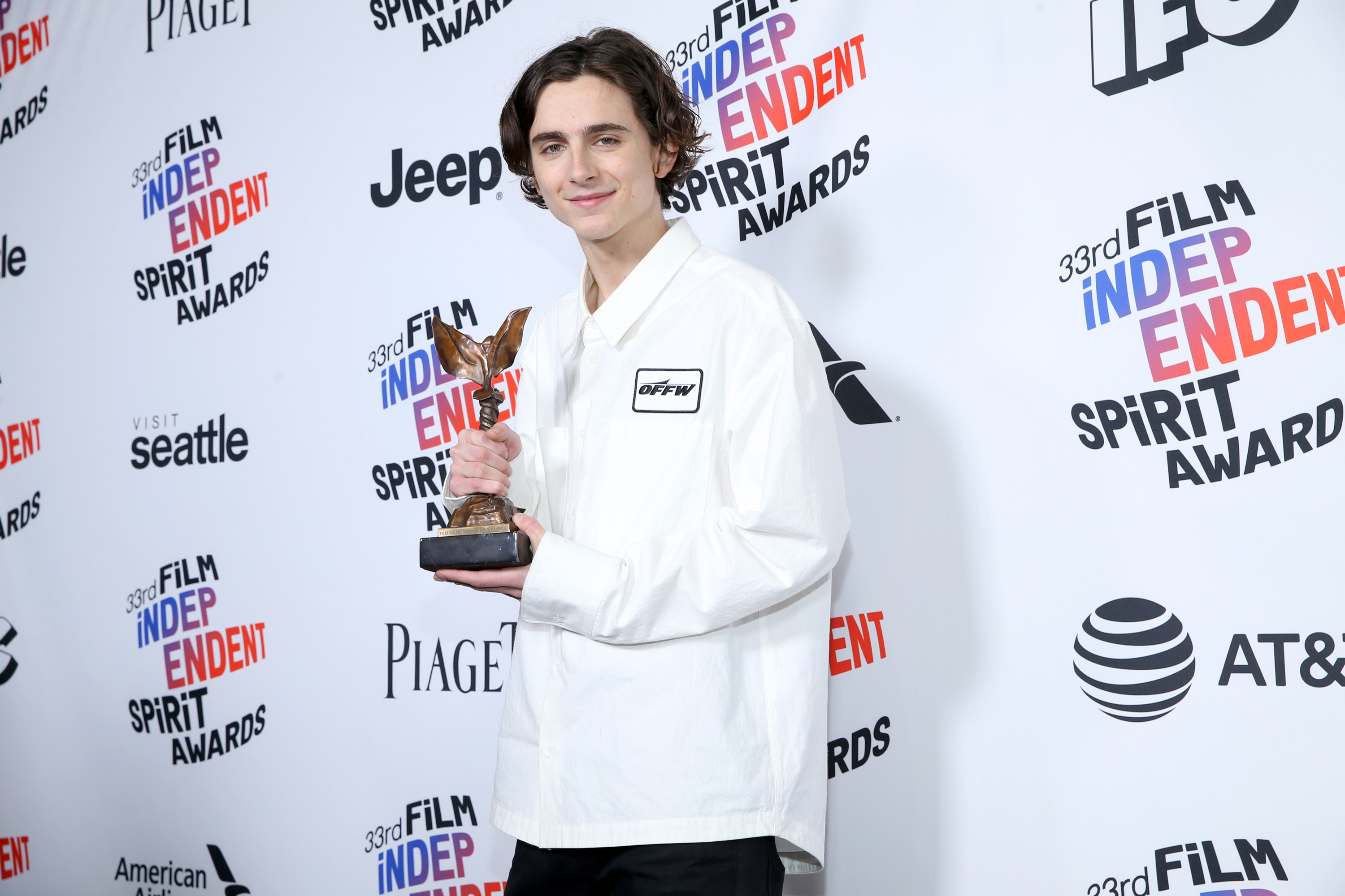 Timothée Chalamet facts