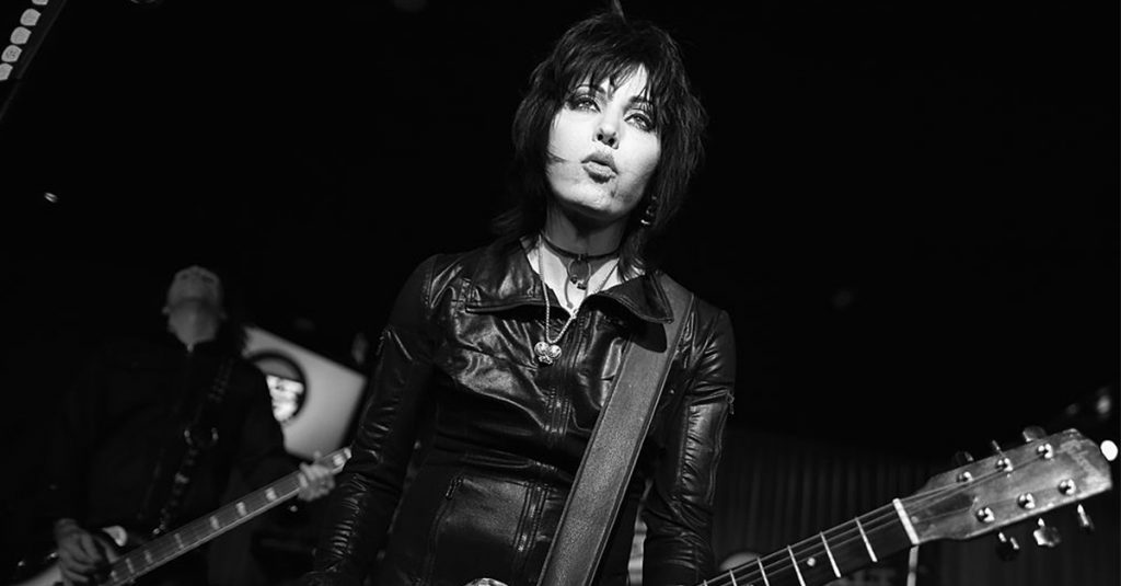 Black-Hearted Facts About Joan Jett, The Queen Of Rock