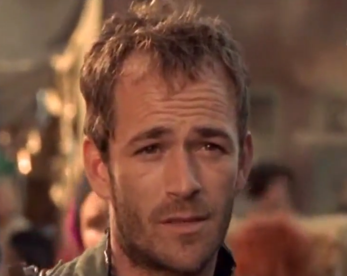 Luke Perry Facts