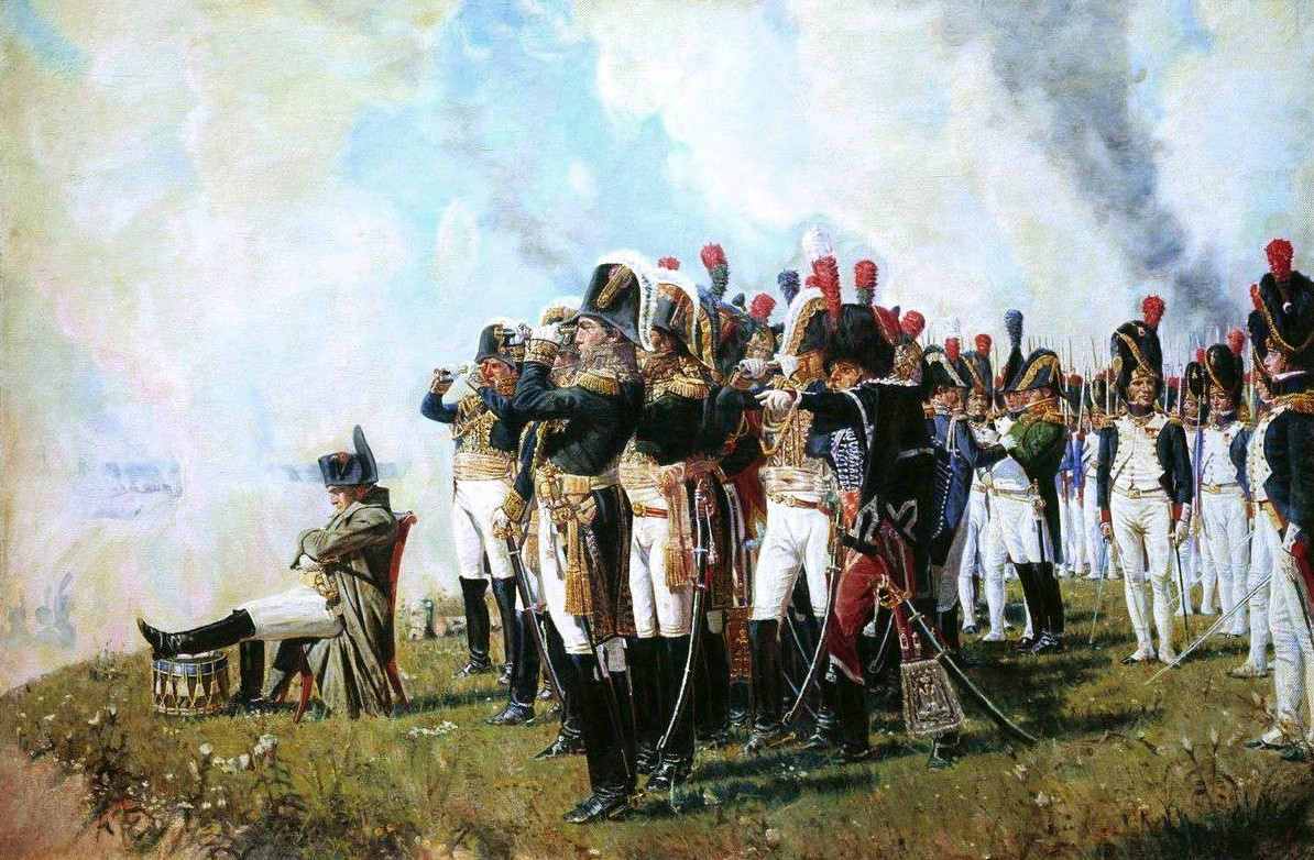 The Napoleonic Wars facts