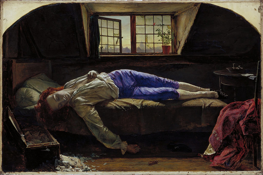 Thomas Chatterton