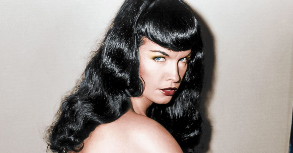 42 Naughty Facts About Bettie Page, The Original Pin-Up
