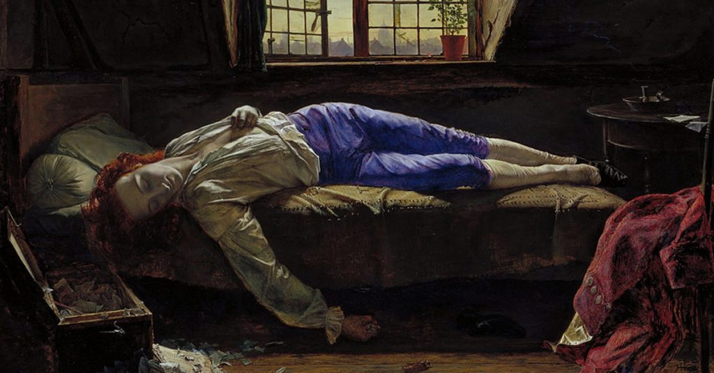 Fact or Forgery? Thomas Chatterton And The Tragic Truth Of Fiction