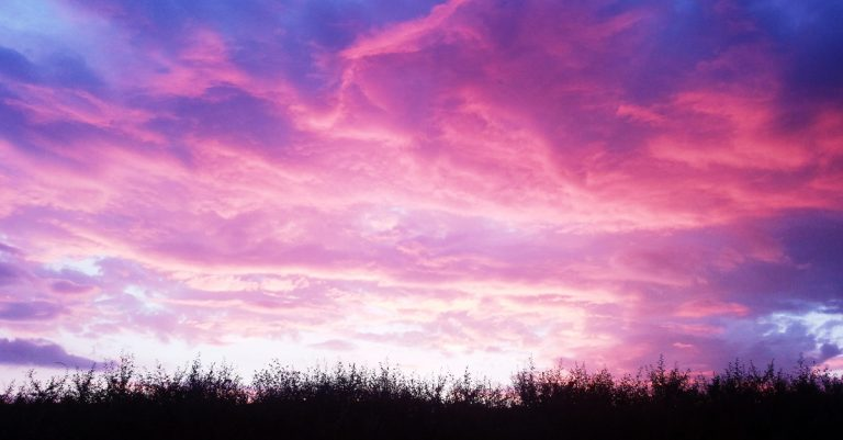 The Sky Is Purple: History's Missing Color