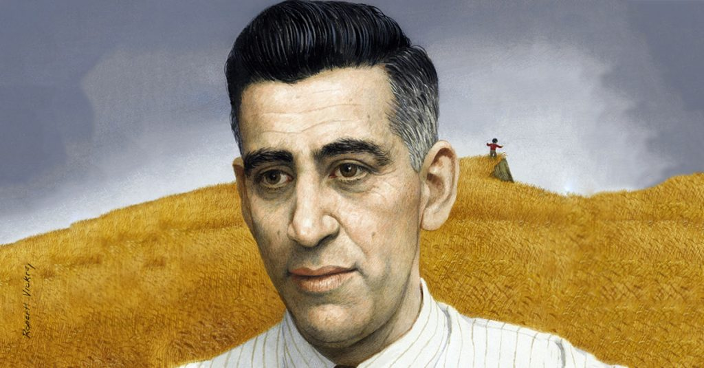 48 Reclusive Facts About J.D. Salinger