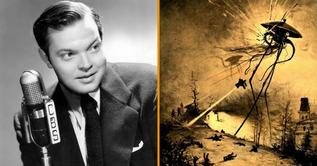 The War of the Worlds Broadcast: When A Lie Tells The Truth