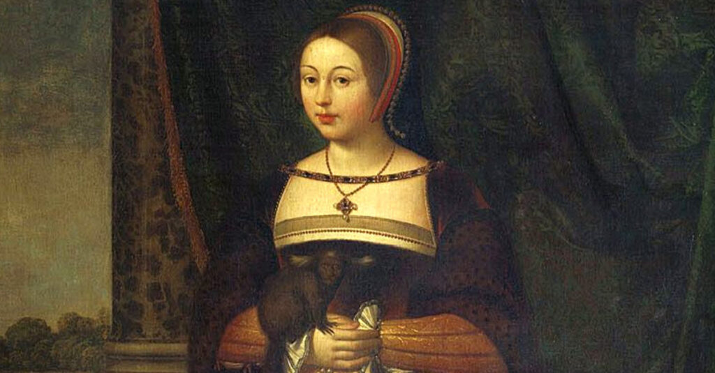 Sordid Facts About Margaret Tudor, The Scandalous Sister Of Henry VIII