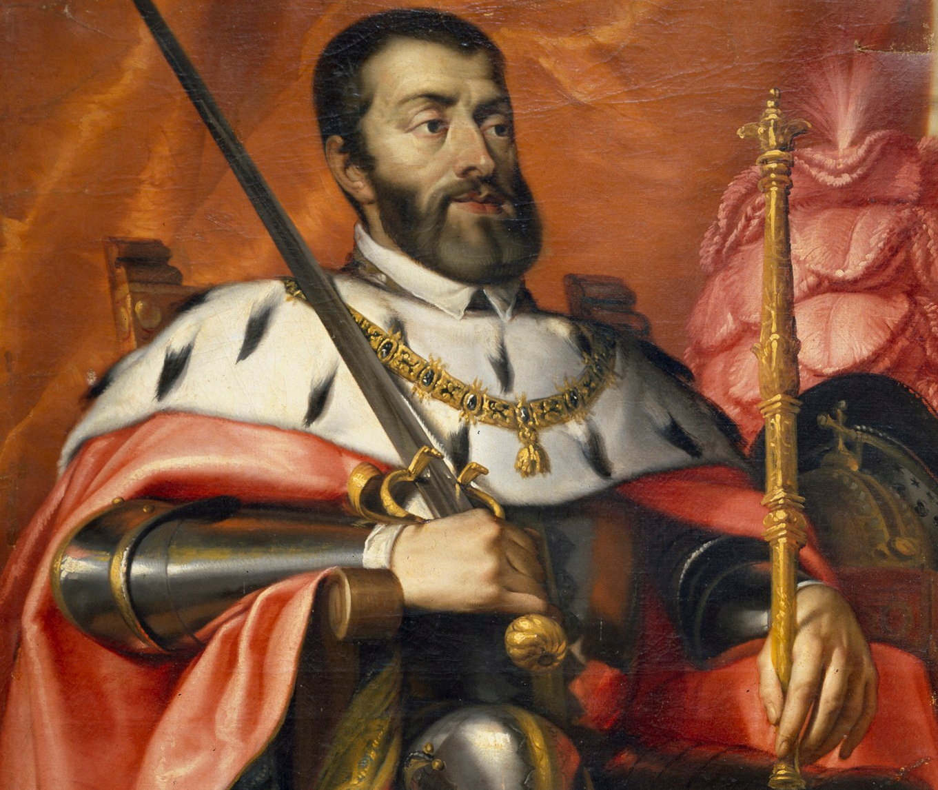 Charles V facts