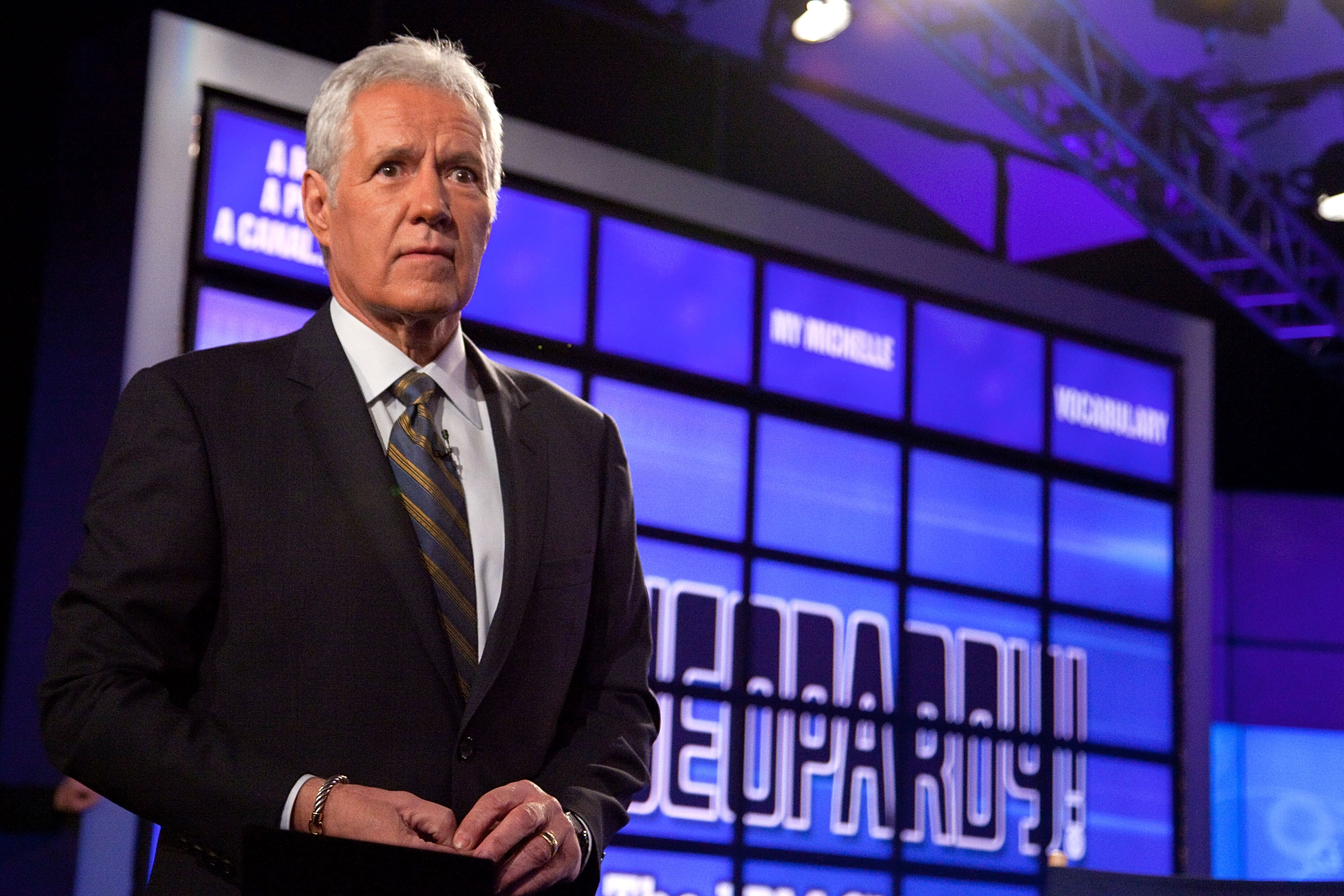 Alex Trebek Facts