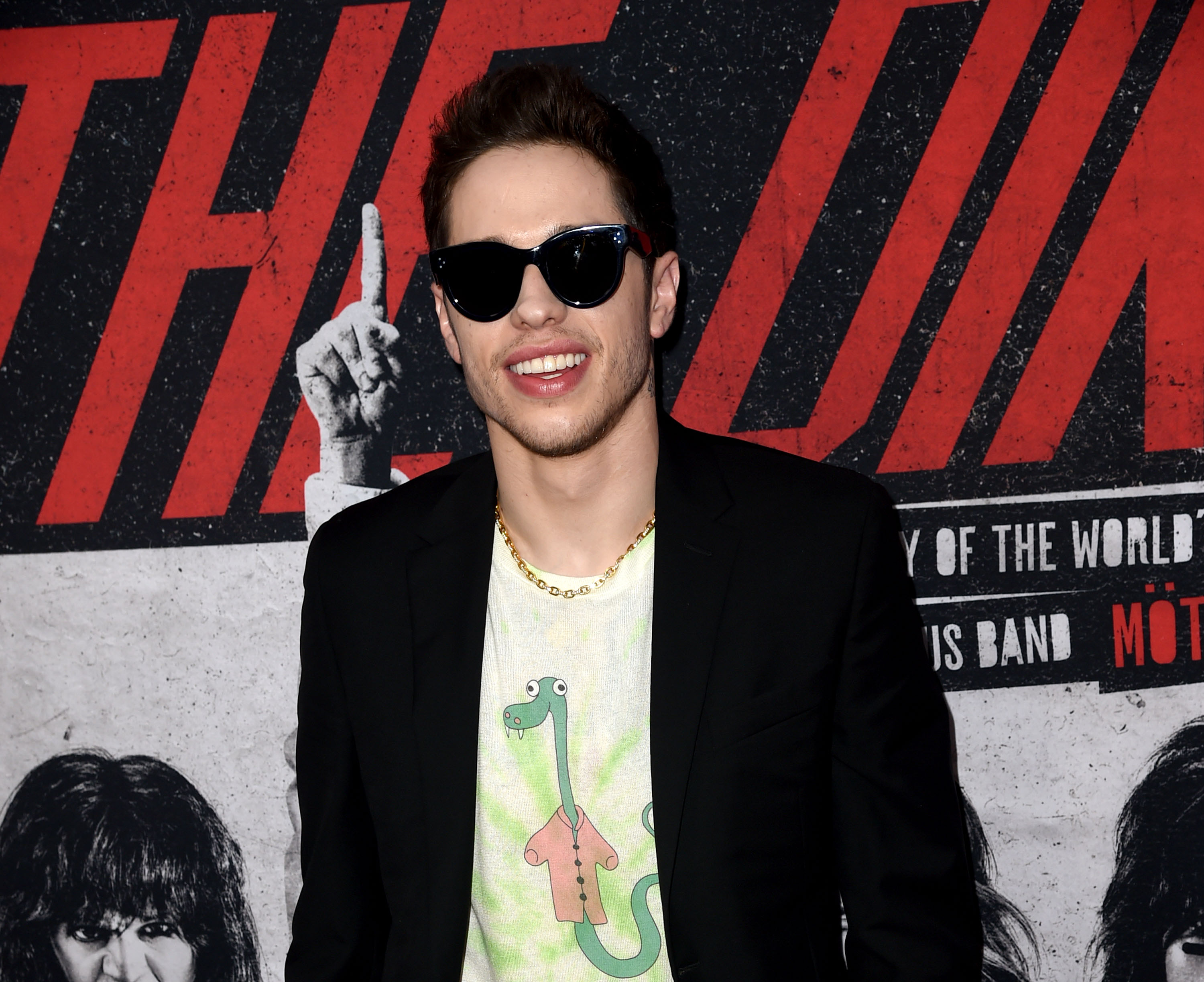 Pete Davidson Facts