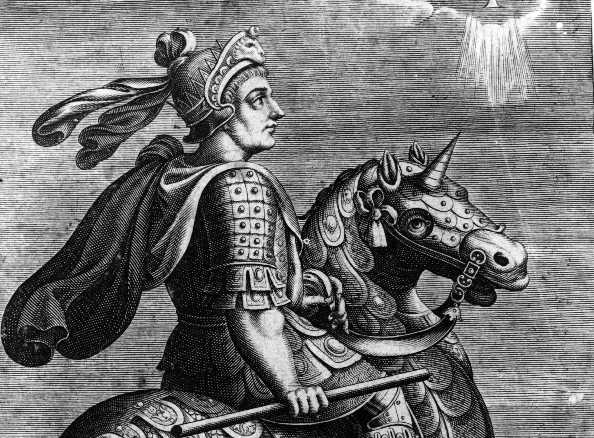 Constantine The Great Facts