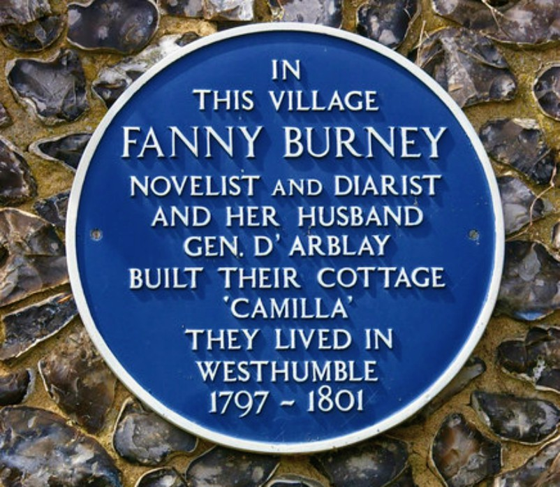 Fanny Burney Facts