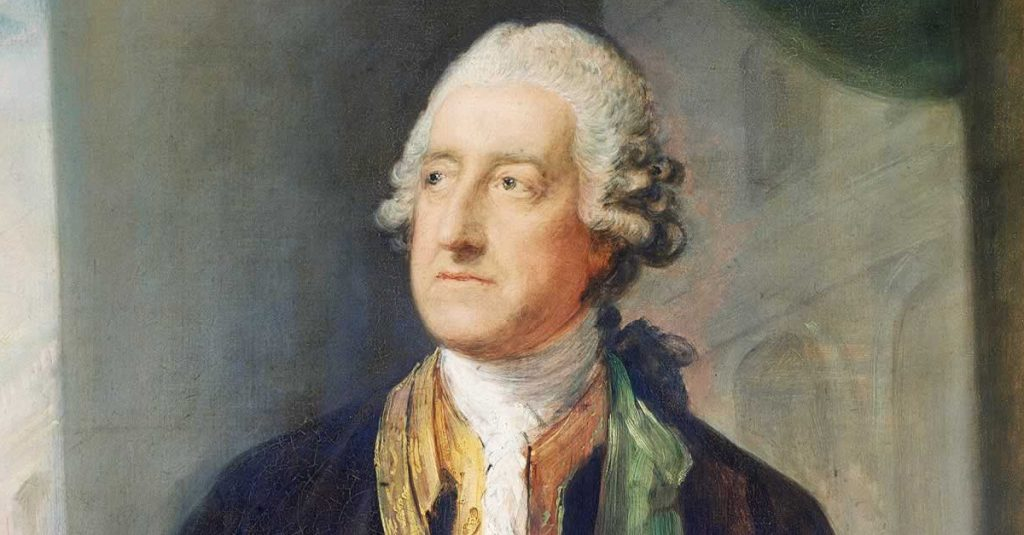 43 Snackable Facts About John Montagu, Fourth Earl Of Sandwich
