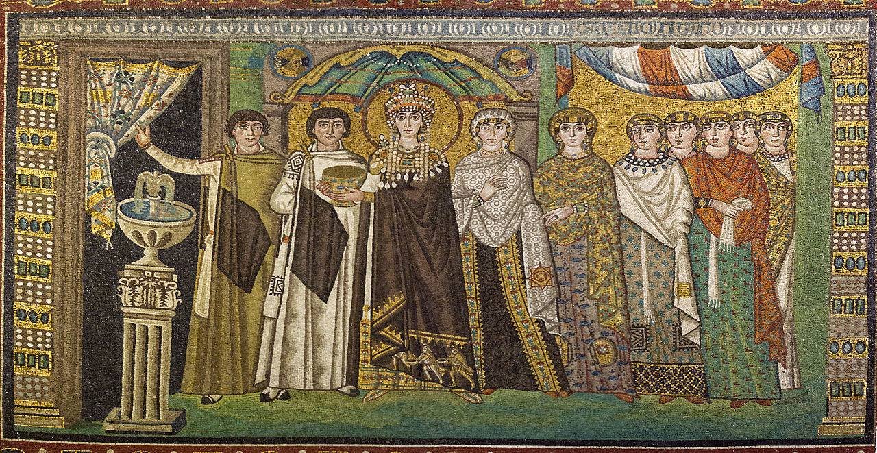 Empress Theodora Facts