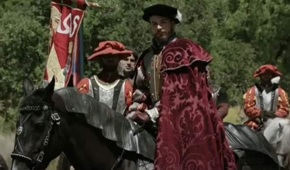 Charles V facts