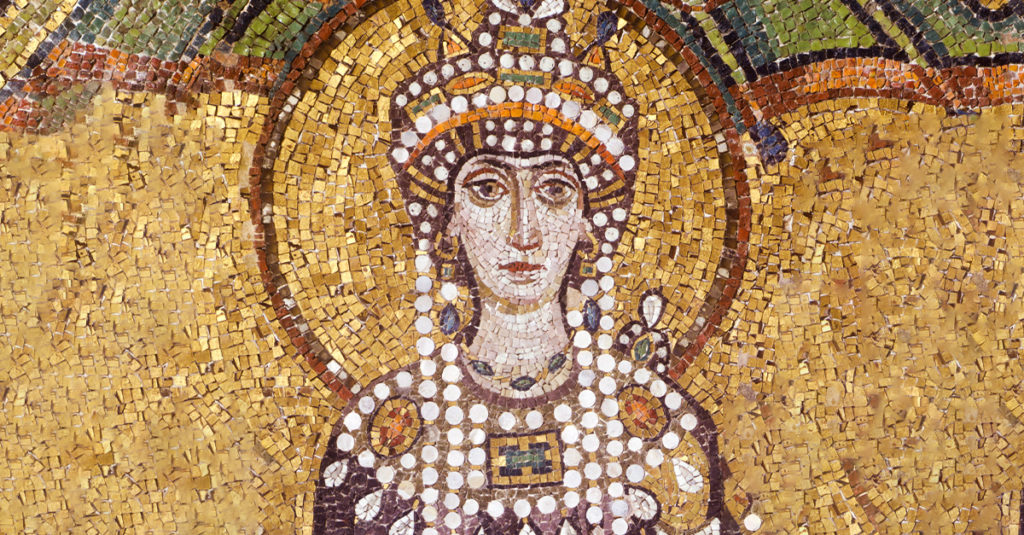 Controversial Facts About Empress Theodora, The Golden Queen