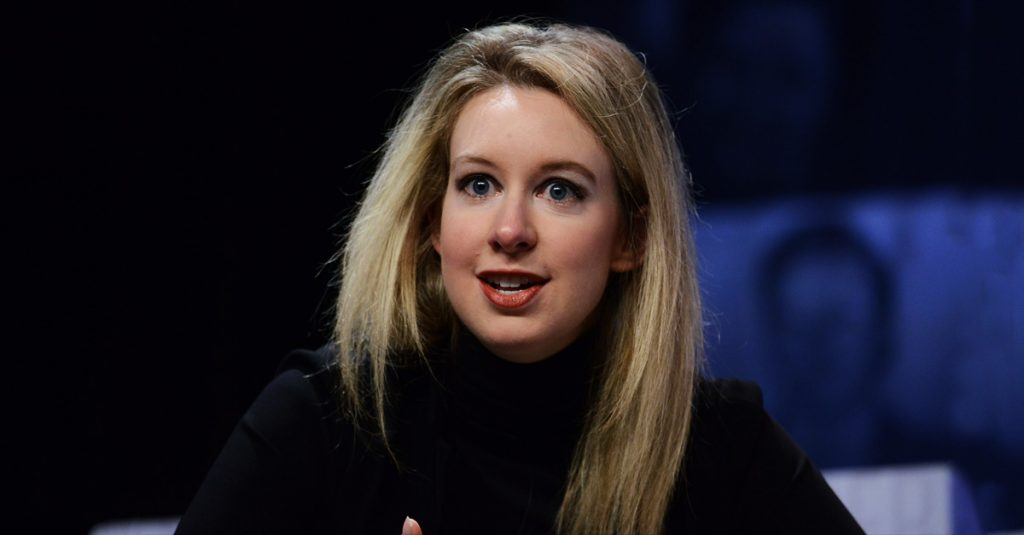 Bad-Blooded Facts About Elizabeth Holmes, The Mind Behind The Theranos Scandal
