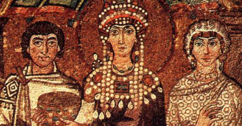 29 Eye-Opening Facts About Empress Theodora, The Golden Queen