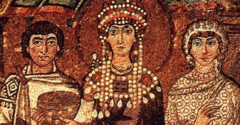 Empress Theodora Facts