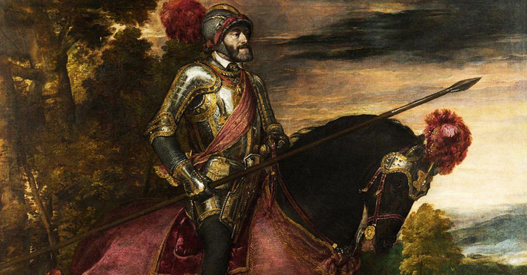 44 Majestic Facts About Charles V, Holy Roman Emperor