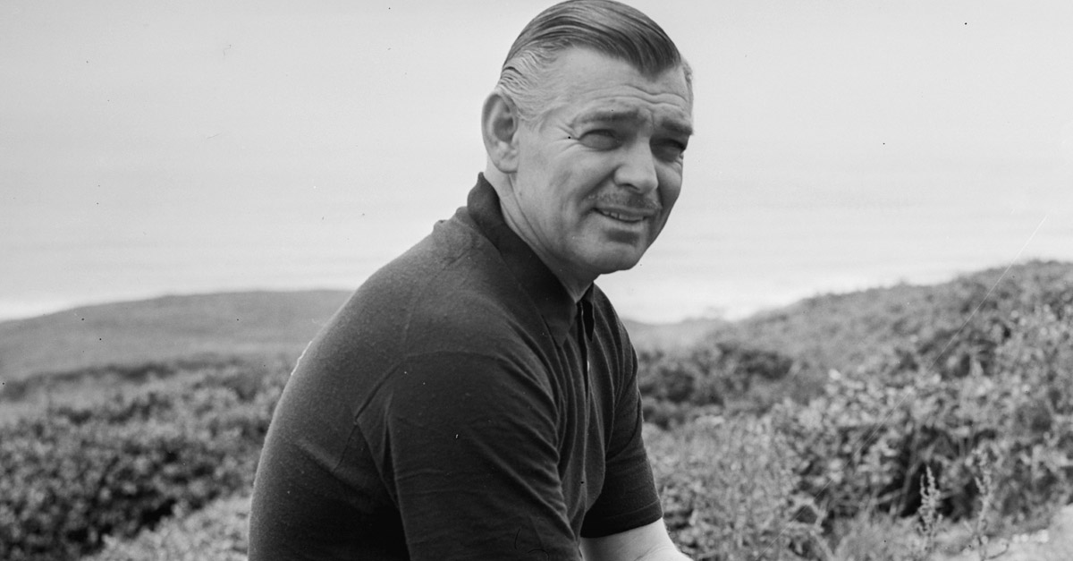 Clark Gable Facts