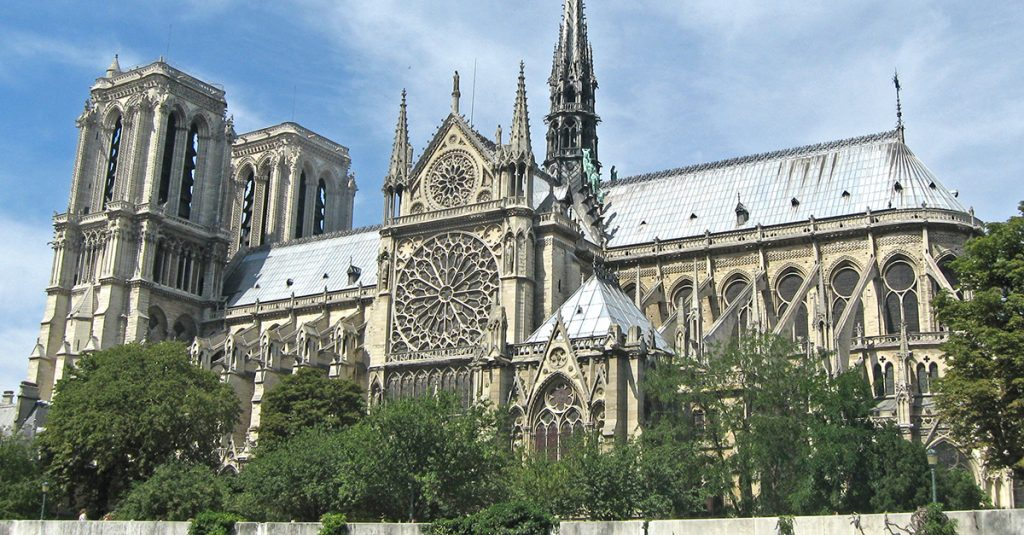 Gothic Facts About Notre-Dame Cathedral, The Jewel of Paris