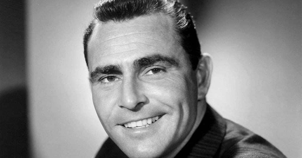 45 Eerie Facts About Rod Serling, The Twisted Mind Behind The Twilight Zone