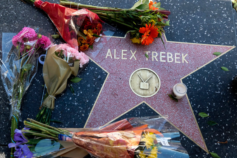 Alex Trebek facts