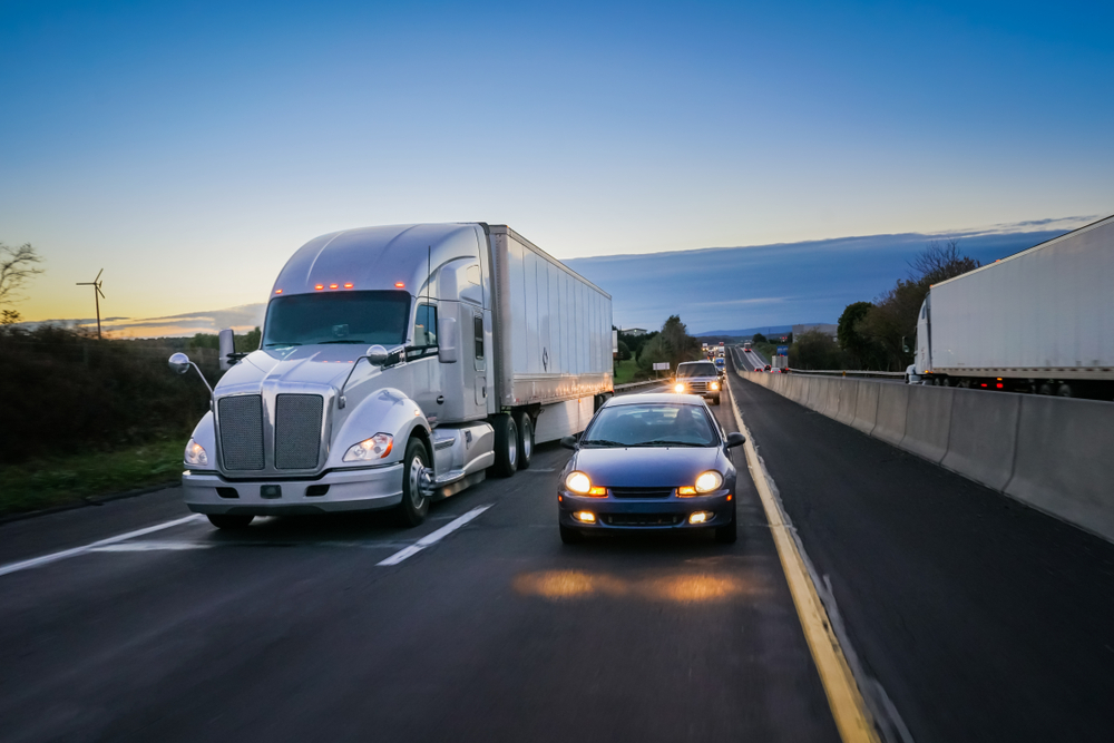 Truckers Witnessed On The Road facts