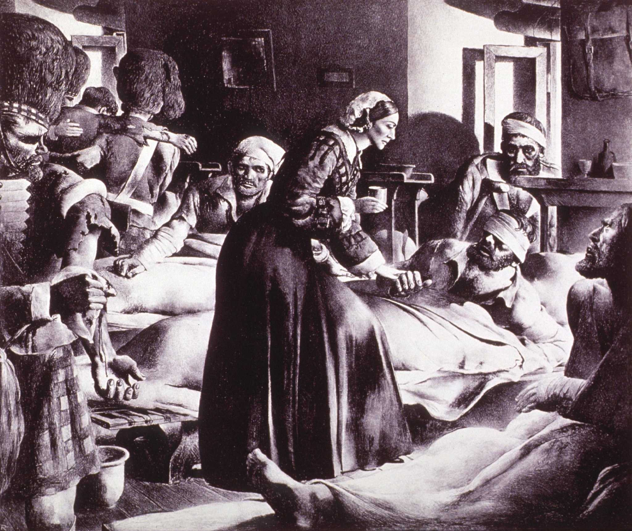 Florence Nightingale Facts
