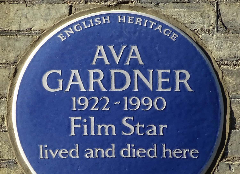 Ava Gardner Facts