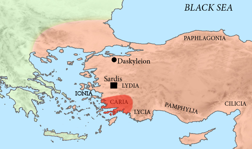 Artemisia I Of Caria Facts