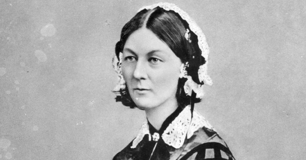 Heroic Facts About Florence Nightingale, The Lady With The Lamp