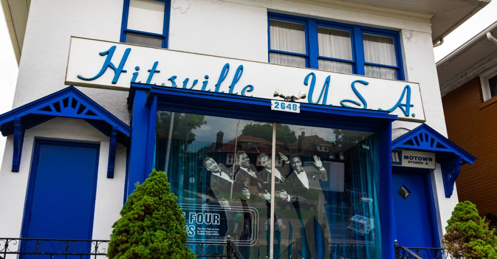 42 Rhythmic Facts About Motown, The Home Of Soul