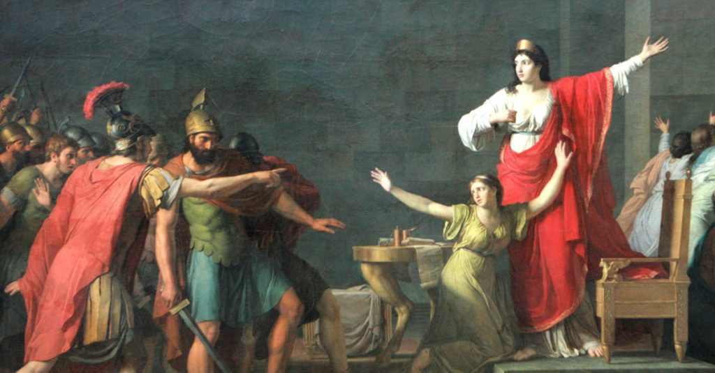 44 Sinister Facts About Queen Olympias, Mother of Kings