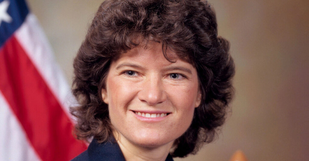Cosmic Facts About Sally Ride That Are Out of This World