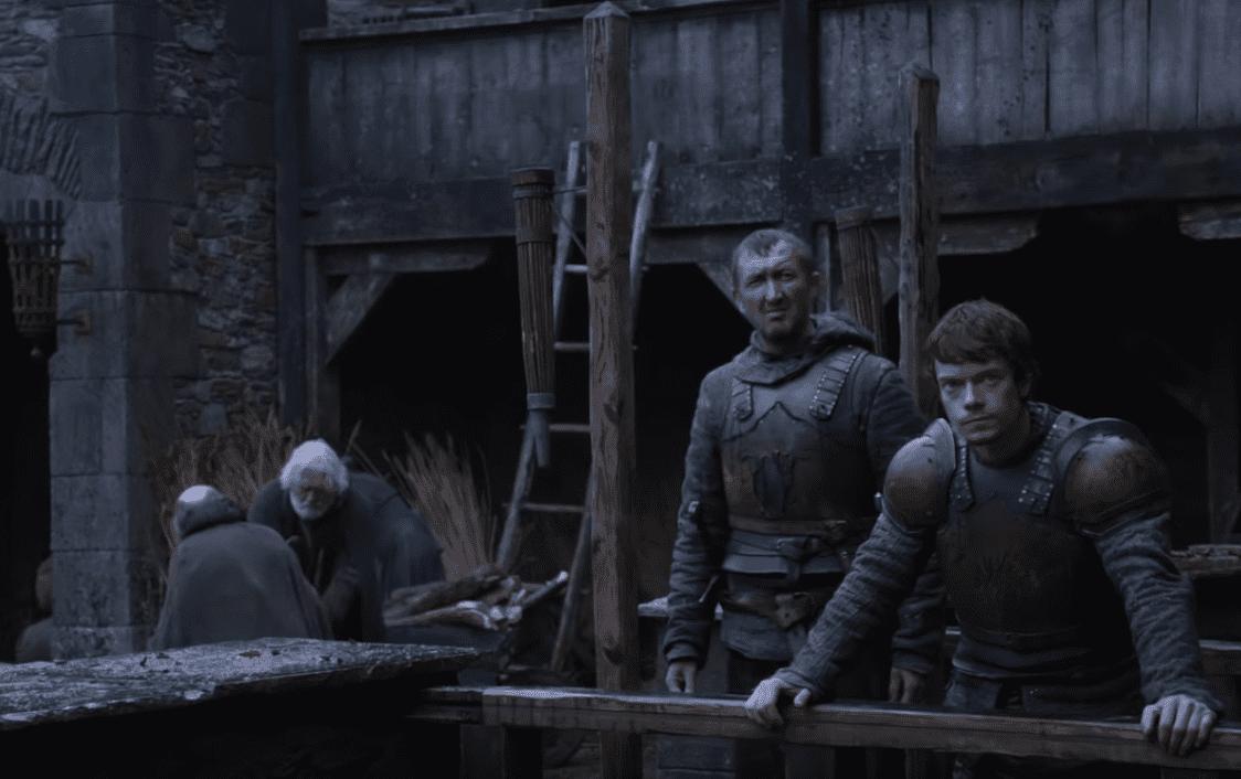 Theon Greyjoy facts